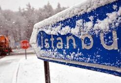 İstanbula ne zaman kar yağacak Meteorolojiden son dakika hava durumu kar açıklaması