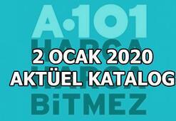 A101 2 Ocak 2020 kataloğu | A101 aktüel katalog hangi ürünler var