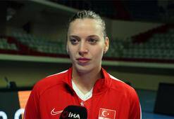Cansu Özbay: Olimpiyata gitme hayalim var, umarım gerçek olur