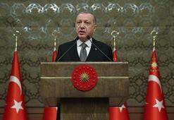 Cumhurbaşkanı Erdoğandan son dakika açıklaması 250 bin kişi...