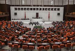 Son dakika... Libya Tezkeresi 325 oyla Mecliste kabul edildi