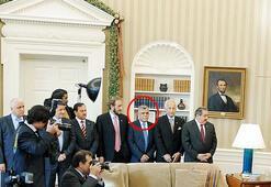 Son dakika... Beyaz Sarayda ağırlanmış