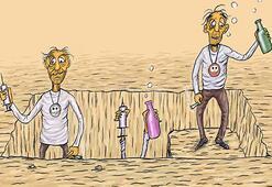 4. Uluslararası Yeşilay Karikatür Yarışması başvuruları devam ediyor