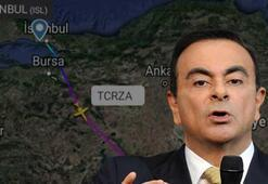 Ses kaydı ortaya çıktı: Destinasyon Beyrut