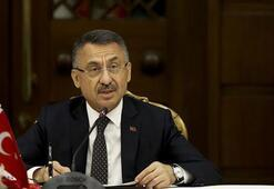 Cumhurbaşkanı Yardımcısı Oktaydan Libya Tezkeresi açıklaması