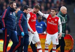 Arsenalda Calum Chambers sezonu kapattı