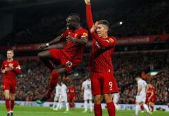 Liverpool -Sheffield United: 2-0 Klopp yerinde duramadı...