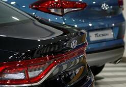 Hyundai ve Kia`nın satışları 7 yılın en düşük seviyesinde