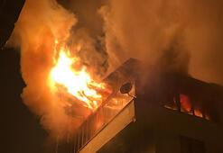 Artvinde çatı katı 3 saat arayla iki kez yandı