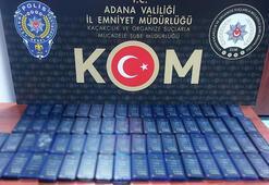 Adanada 1,3 milyon lira değerinde kaçak cep telefonu ele geçirildi