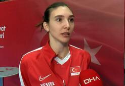 Naz Aydemir Akyol: En iyi performansı göstermemiz gerekiyor