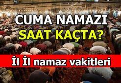 Cuma namazı saati Diyanet - Cuma namazı kaçta Ankara, İstanbul, İzmir ve yurt geneli namaz vakitleri
