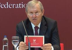 MHK Başkanı Alp, Zorludaki görüşmenin detaylarını açıkladı
