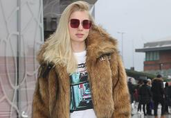 Aleyna Tilki alışveriş turunda