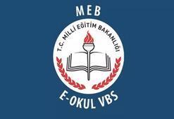e okul VBS girişi ile öğrenci bilgileri öğrenme ekranı : eokulyd.meb.gov.tr