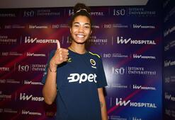 Fenerbahçe Opette Jordan Thompson sağlık kontrolünden geçirildi