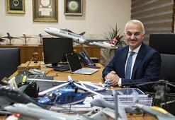 Milli savaş uçağı için yoğun mesai harcanıyor