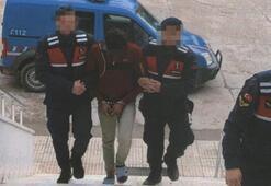 9 ayrı suçtan aranan aranıyordu Suç makinesi yakaladı