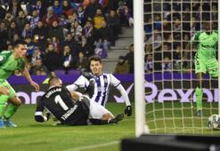 Son dakika | Valladolidde Enes Ünal coştu 2 gol birden...