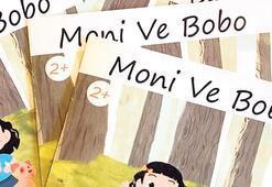 Çocuklara işaret diliyle hikâye anlatan kitap