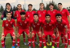 16 Yaş Altı Milli Futbol Takımının aday kadrosu açıklandı