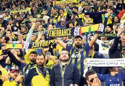 Fenerbahçe taraftarı zirvede