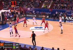 Panathinaikos, CSKA'yı Devirdi