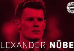 Transfer haberleri: Bayern Münih, Nübeli kadrosuna kattı