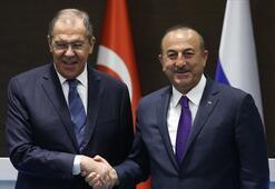 Son dakika... Bakan Çavuşoğlundan Rusya ile önemli görüşme