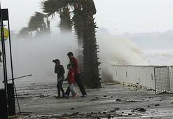 Son dakika Meteorolojiden Marmara için fırtına uyarısı