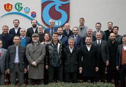 Trabzonspor yönetiminden Hüseyin Çimşire destek