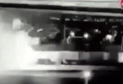 Süleymaninin vurulma anına dair görüntüler yayınlandı