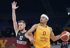 Galatasaray Doğa Sigorta: 96 -  Gaziantep Basketbol: 84