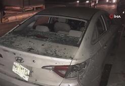 Bağdat'ta ABD Büyükelçiliği yakınına havan toplu saldırı