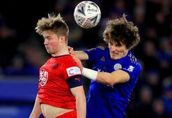 Çağlarlı Leicester City tur atladı