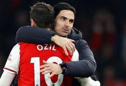 Mikel Arteta Arsenale hayat verdi