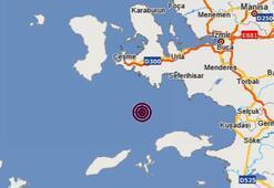Son depremler |  Marmara ve Egede korkutan depremler 5 Ocak Son depremler listesi