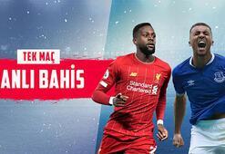 Liverpool-Everton derbisinin heyecanı Misli.comda