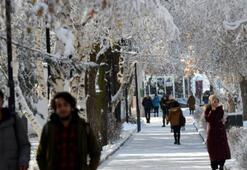 Meteorolojiden fırtına uyarısı İstanbula kar ne zaman yağacak Hava durumu bugün nasıl olacak