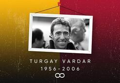 Galatasaraydan Turgay Vardara anma