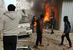 Son dakika | İdlibe hava saldırısı: Çok sayıda ölü ve yaralı var