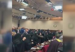 """Irak meclisinde """"ABD dışarı"""" sloganları"""
