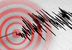 Deprem mi oldu, en son nerede deprem oldu Son dakika depremler listesi 5 Ocak Pazar (Kandilli Rasathanesi)