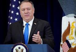 Son dakika... ABD Dışişleri Bakanı Pompeodan flaş açıklama İran liderleri mesajı aldı