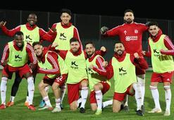 Demir Grup Sivassporda neşeli idman