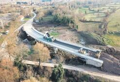 Soğucak-Karacaören Köprüsü tamamlandı