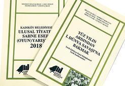 Kadıköy Belediyesi Kültür Yayınları'ndan iki kitap