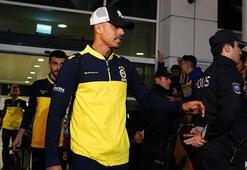 Fenerbahçeye Antalyada coşkulu karşılama