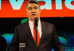 Hırvatistan cumhurbaşkanlığı seçimini Zoran Milanovic kazandı