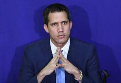 Guaido paralel seçimle parlamento başkanı ilan edildi